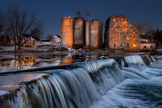 quarry-road-mill-reflecting