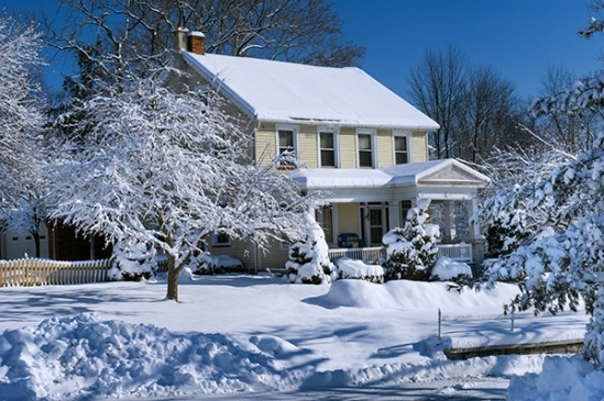 brownstown-home-snow