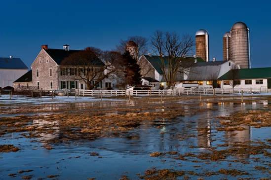 farm-flooding-reflection