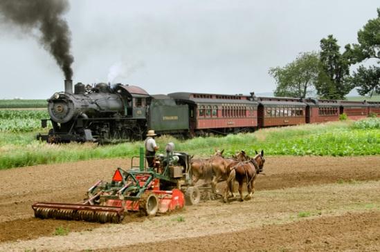 strasburg-amish-train