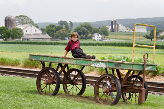 amish-lad-waits-on-train