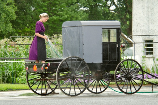 amish-washing-buggy