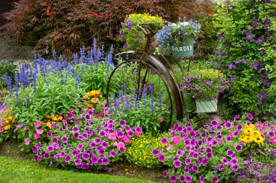 garden-bicycle