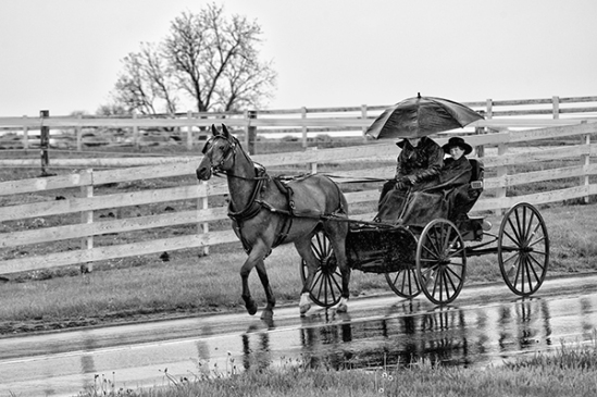 amish-rainy-travel