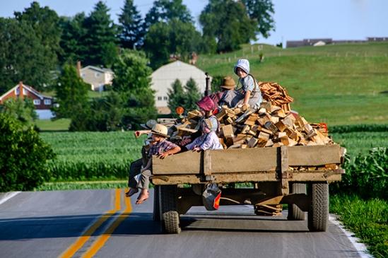 mennonite-wood-wagon