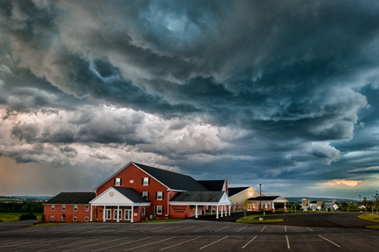weaverland-church-storm