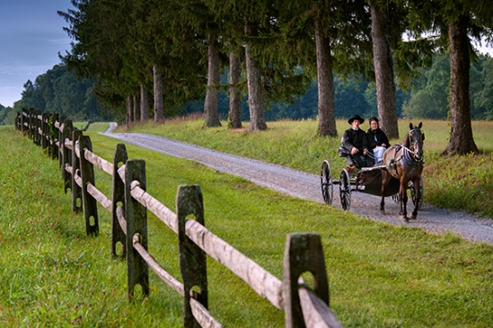 amish-couple-dirt-road