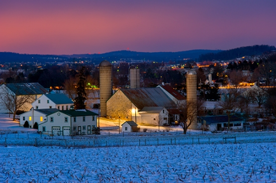 leola-farm-winter-dusk